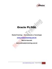 Manual Oracle PLSQL