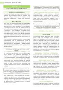 Resumo NP1 - Temas em Psicologia Social