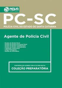 Apostila Concurso Policia Civil 2017