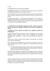 Direito Constitucional 2-¬ Aula