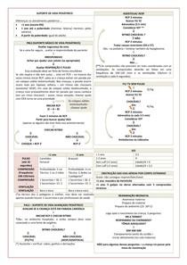 SUPORTE BÁSICO E AVANÇADO E REANIMAÇÃO NEONATAL