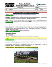 CEL0014-WL-RA-AV1-Análise Textual _19-04-2012_