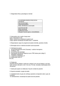 ted saúde coletiva- plano de cuidado
