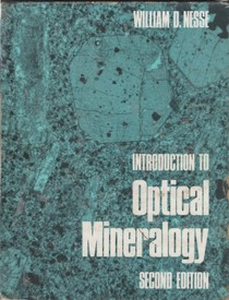 Introduction To Mineralogy Nesse Pdf