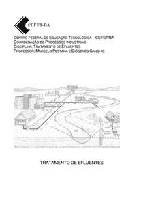 Apostila Tratamento de Efluentes (1)
