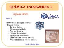 Aula5 inorganica