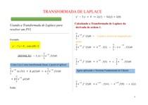 Transformada de Laplace / 1