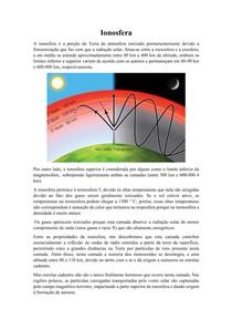 Ionosfera