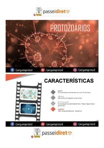 PD - PROTOZOÁRIOS - PROF TOID