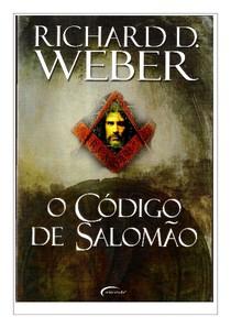 o código de salomão   richardd weber