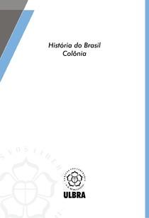 HISTÓRIA DO BRASIL COLÔNIA Livro