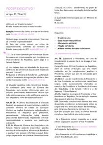PODER EXECUTIVO - AULA 1