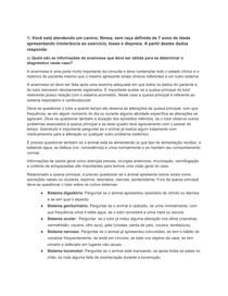 P1 - Semiologia