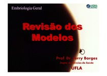 M.1JerryBorges MODELOS   Embriologia   maio 2016
