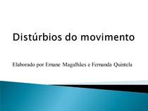 Distúrbios do movimento