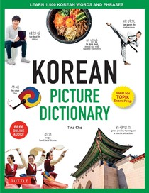 Korean Picture Dictionary 1,500 Korean Words and Phrases - TOPIK