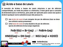 Ácido e base de Lewis