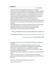 ATIVIDADE 4 ANTROPOLOGIA E CULTURA BRASILEIRA
