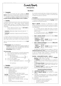 Hematologia - Resumo série branca (exames clínicos)