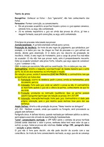 PROCESSO PENAL - PUCRS