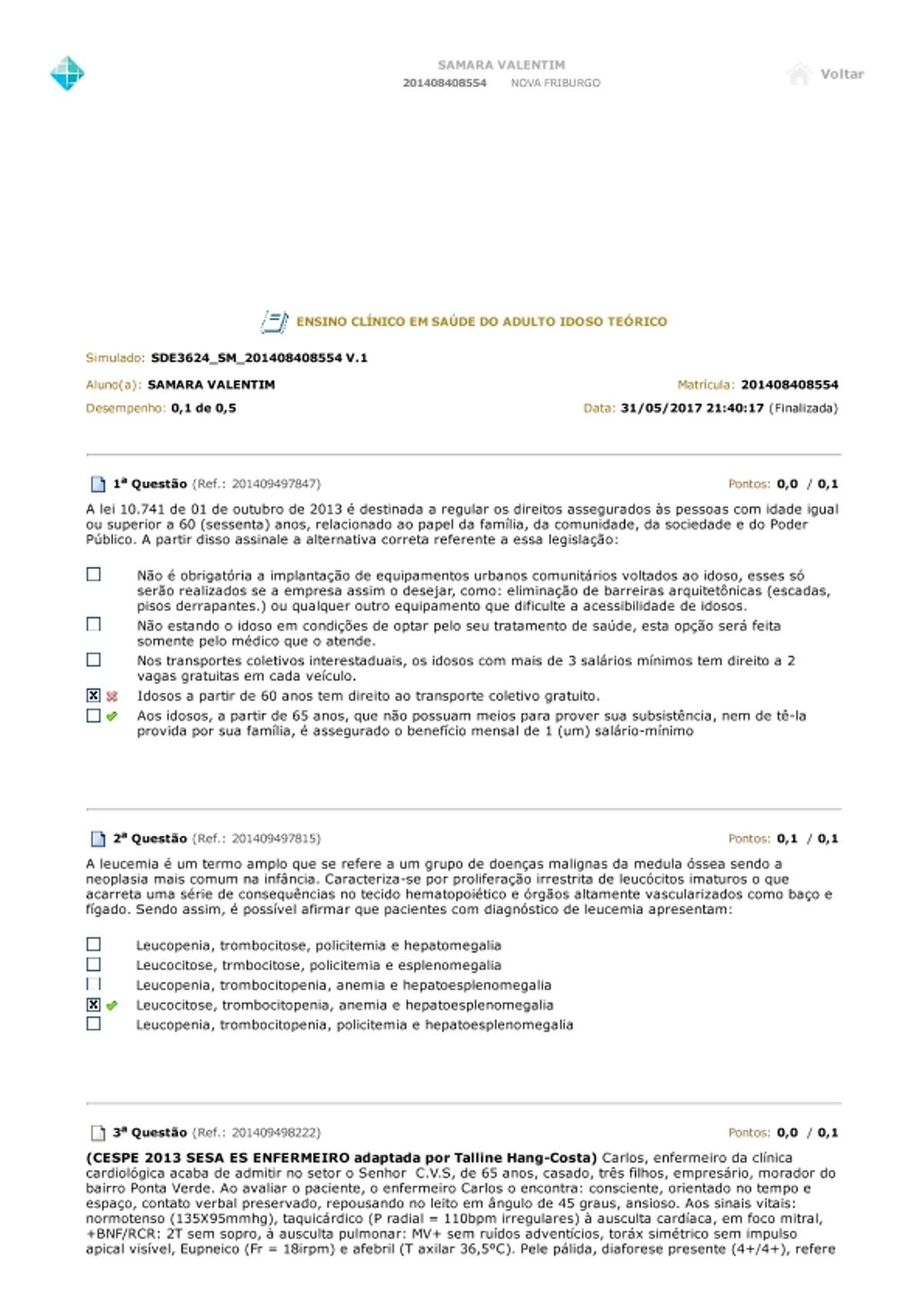 Pre-visualização do material ADULTO E IDOSO 2.pdf - página 1