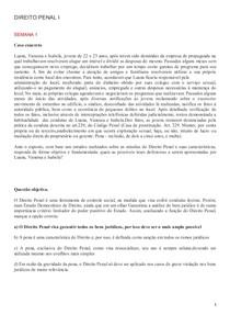 CASOS CONCRETOS PENAL