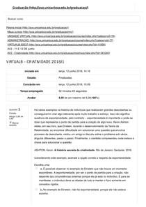 AV2 - Criatividade 2018 1