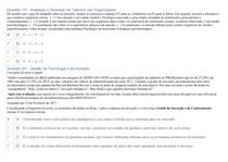 APOL DE 1 A 4 AVALIAÇAO E RETENÇAO E GESTÃO DA TECNOLOGIA