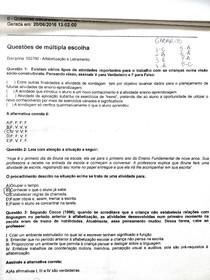 Alfabetização e Letramento (1) 1