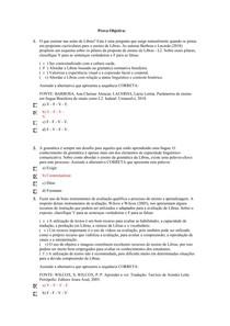 avaliação 2parâmetros L2