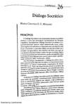 Dialogo Socrático (Terapia Cognitivo Comportamental)