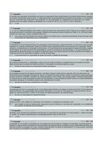 ACORDOS DE COOPERAÇÃO INTERNACIONAL av