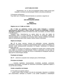 Lei 8666-93