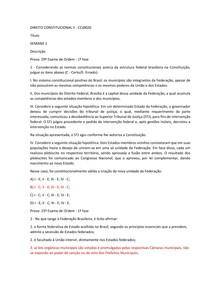 CASOS CONCRETOS. 01 a 05