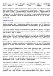 Essential Idioms In English Robert J Dixson Pdf