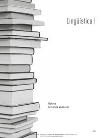 Linguística 1 - Fernanda Mussalim