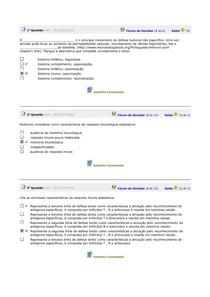 60 QUESTOES DE IMUNOLOGIA