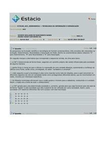 Av3 TECNOLOGIA DA INFORMAÇÃO E COMUNICAÇÃO 2014.1