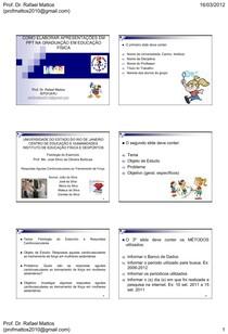 2 - Como montar apresentações e trabalhos em PPT na graduação