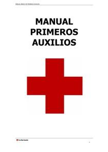 Manual de Primeros Auxilios Cruz Roja