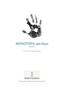 MONOTIPIA