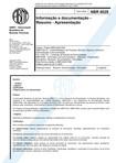 FIS - NBR 6028 - 2003 - Informação e documentação - Resumo - Procedimento