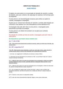 AULA 1 - AVISO PREVIO