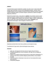 Semiologia Dermatologica