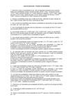Lista3 quimica das soluçõs