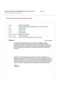 ATIVIDADE 3 (A3)