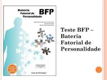 Aula 5   Teste BFP