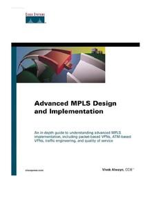 Cisco Press Advanced MPLS Design - Redes de Computadores - 22
