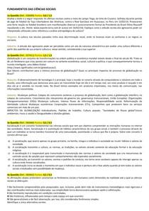 AV 2015 - FUNDAMENTOS DAS CIENCIAS SOCIAIS (10 Provas)