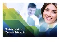 MBA em Gestão de Pessoas   TREINAMENTO E DESENVOLVIMENTO